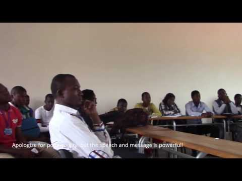 DrCDickens the Nation Builder: Building Wealth in Africa