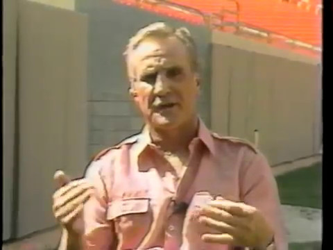 1987 Wk 03 Don Shula Discusses Fielding a Replacement Team