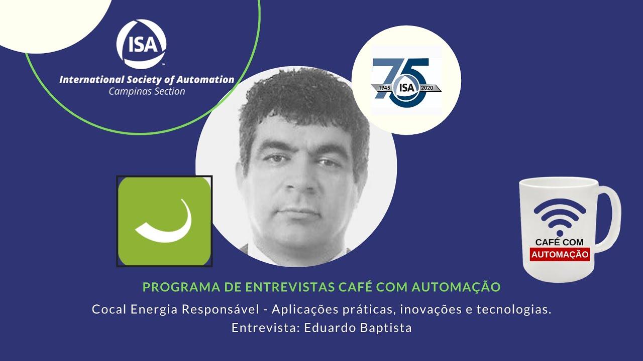 Café Com Automação - Eduardo Baptista - COCAL