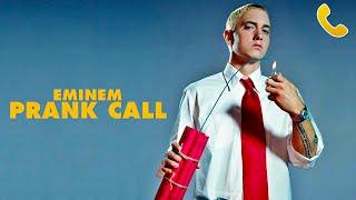 EMINEM PRANK CALL