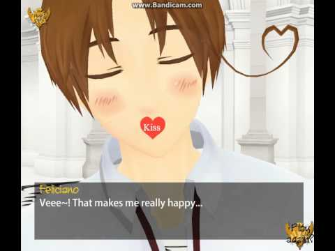 Hetalia dating sim