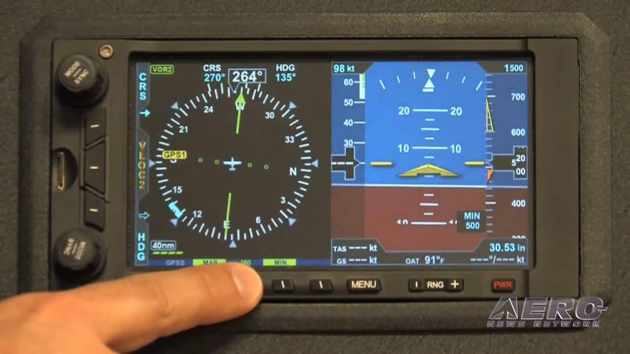 Aero Tv Avionics Tip Of The Week Aspen Evolution Backup