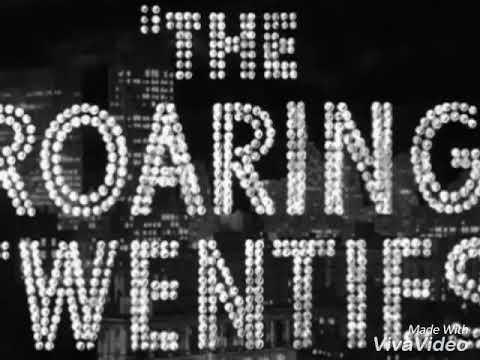 The roaring twenties by Rebeca viloria
