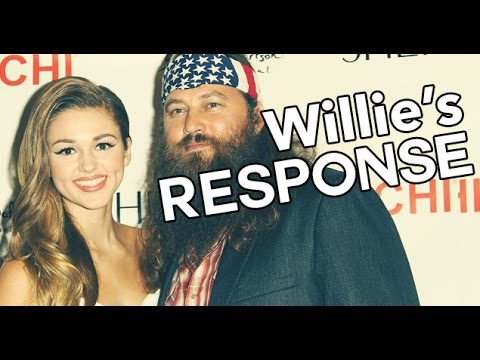 DANCING WITH THE STARS: Willie Robertson's Reaction