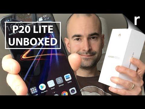 Huawei P20 Lite Review Videos