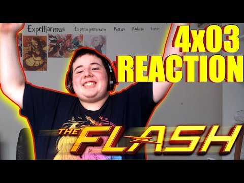 """The Flash 4x03 """"Luck Be a Lady"""" - REACTION & DISCUSSION"""