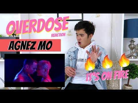 AGNEZ MO - Overdose (ft. Chris Brown) Official Music Video| (Reaction Video)
