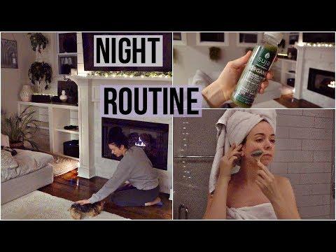 My Cozy Night Routine!