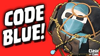 "Clash of Clans ""Code Blue!"" Surgical Balloonion - Town Hall 9 vs. 10"