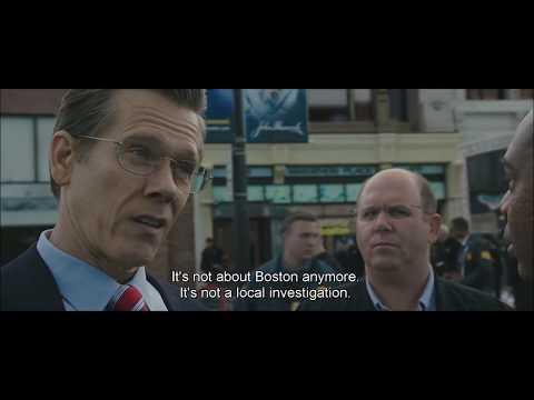 """Patriots Day - FBI scene """"It's terrorism, we'll take it"""""""