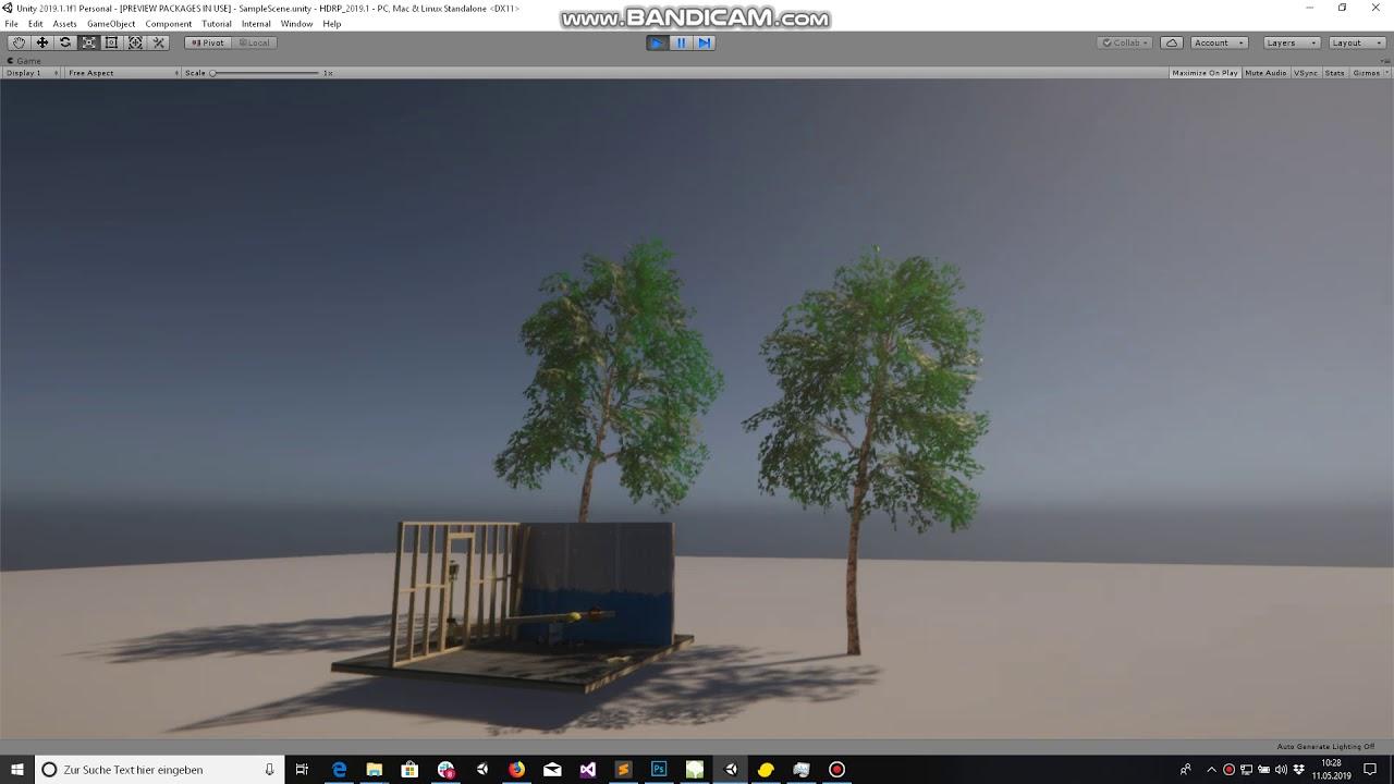 Unity Hdrp Tree Shader