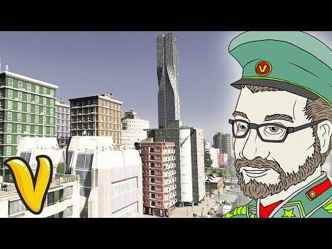 FIXING VLADISTAN PROBLEMS! Cities Skylines Building Vladistan #7