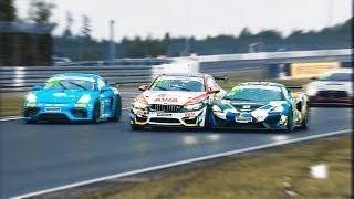 Chaosrennen im Regen 🏁   ADAC GT4 Nürburgring Tag 3   Spielkind Racing