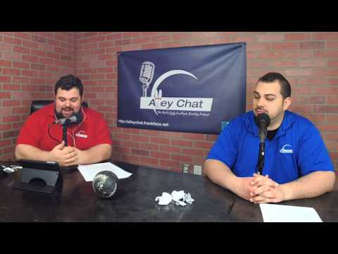 Alley Chat Live - Atlantic Candlepin Singles Tour Discussion
