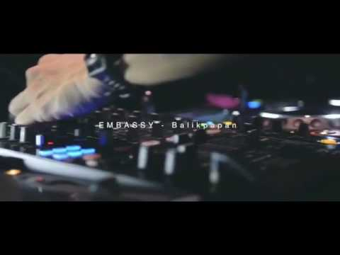 EMBASSY CLUB with DJ TRILIONS COLOSSEUM CLUB JAKARTA