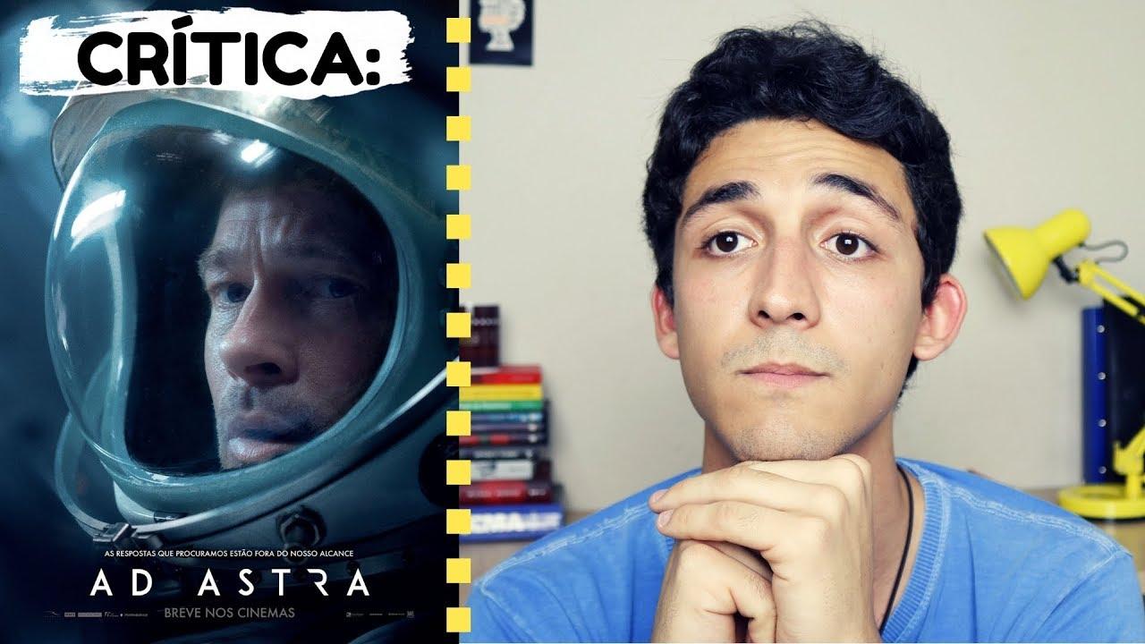 AD ASTRA: RUMO ÀS ESTRELAS (2019) - Introspecção e fronteiras | SESSÃO RESTRITA