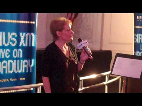 "Liz Callaway - ""Make Someone Happy/Something Wonderful"" - Sirius XM Live On Broadway"
