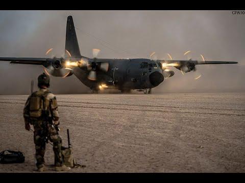 French Airborne Forces | Troupes Aéroportées Françaises | 2016 | HD