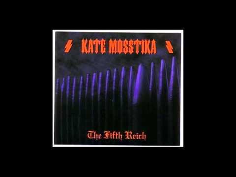Smoking Girl, Kate Mosstika