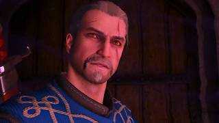 The Witcher 3: Wild Hunt #23  La Mascara de Uroboros