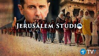 The Syrian front- Jerusalem Studio 406