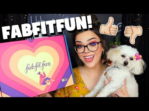 FAB OR FLOP?! | FabFitFun Fall Unboxing! A $235 Value?!