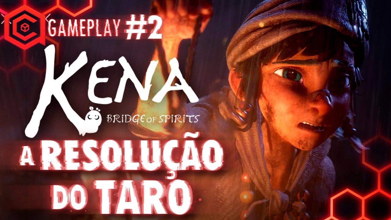 Kena: Bridge of Spirits (PS5   4K 60FPS)    #2 - A Primeira Máscara