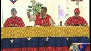 Maduro muestra video prueba contra la oposición