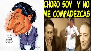 CARLOS ALVAREZ PARODIA LA CAIDA DE TOLEDO LA CORRUPCIÓN EN EL PERU DE- ALAN KEIKO- OLLANTA   2019
