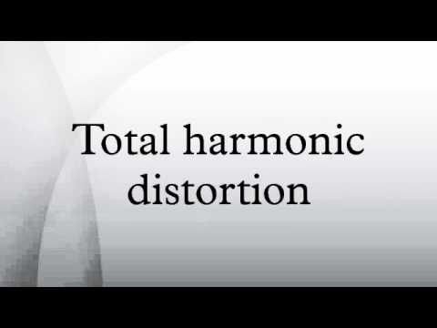 Total harmonic distortion - YouTube