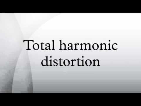 Total harmonic distortion - YouTube