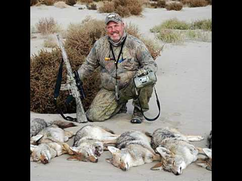 138 BIG AL MORRIS - Killin' Coyotes, Thinning the Pack, Helping the Deer Herd, FoxPro