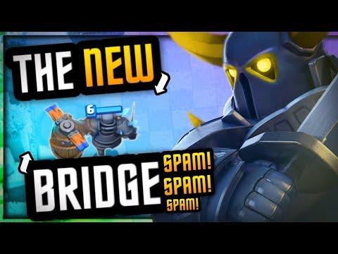 "A NEW ERA OF BRIDGE SPAM?! 12-WIN ""PEKKA MACHINE"" DECK GUIDE"
