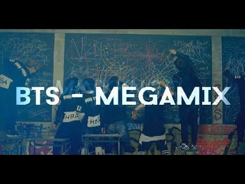 BTS - MEGAMIX (2013-2017)