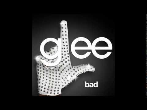 Glee Cast - Bad (FULL HD AUDIO)