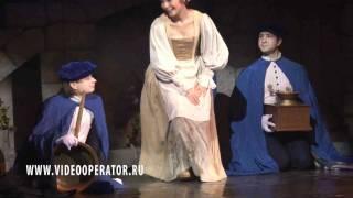 Мюзикл Золушка Песня короля и Золушки