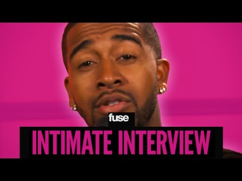 "Omarion Relates to ""50 Shades of Grey"" - Intimate Interview"