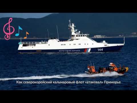 Как северокорейский кальмаровый флот «атаковал» Приморье