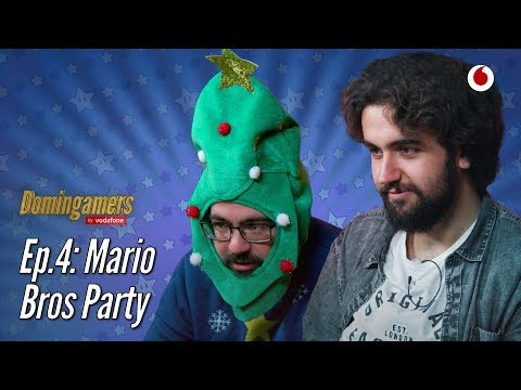 Domingamers Ep.4 - Mario Bros Party