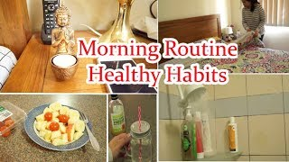 Hi friends,10 morning routine healthy habits for a productive day | indian mom (2018) i hope you enjoy watching this video.these rout...