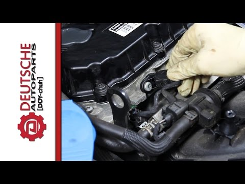 How to Install a VW 5 Cyl 2.5 Engine Cam Position Sensor (G40)