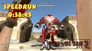 Repeat youtube video Serious Sam 3: BFE - SpeedRun - 0:38:45