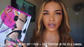 FIRST TIME TRYING SEX TOYS?! | Jazlynn Westbrook
