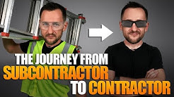 How to become a Contractor if you are subcontractor now: 5 tips