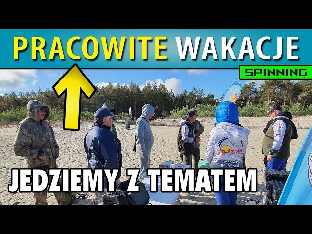 PRZERWA ➤ lecę na plażę - oj będzie się działo...