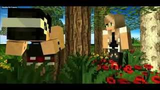 A love story (Minecraft Animation)
