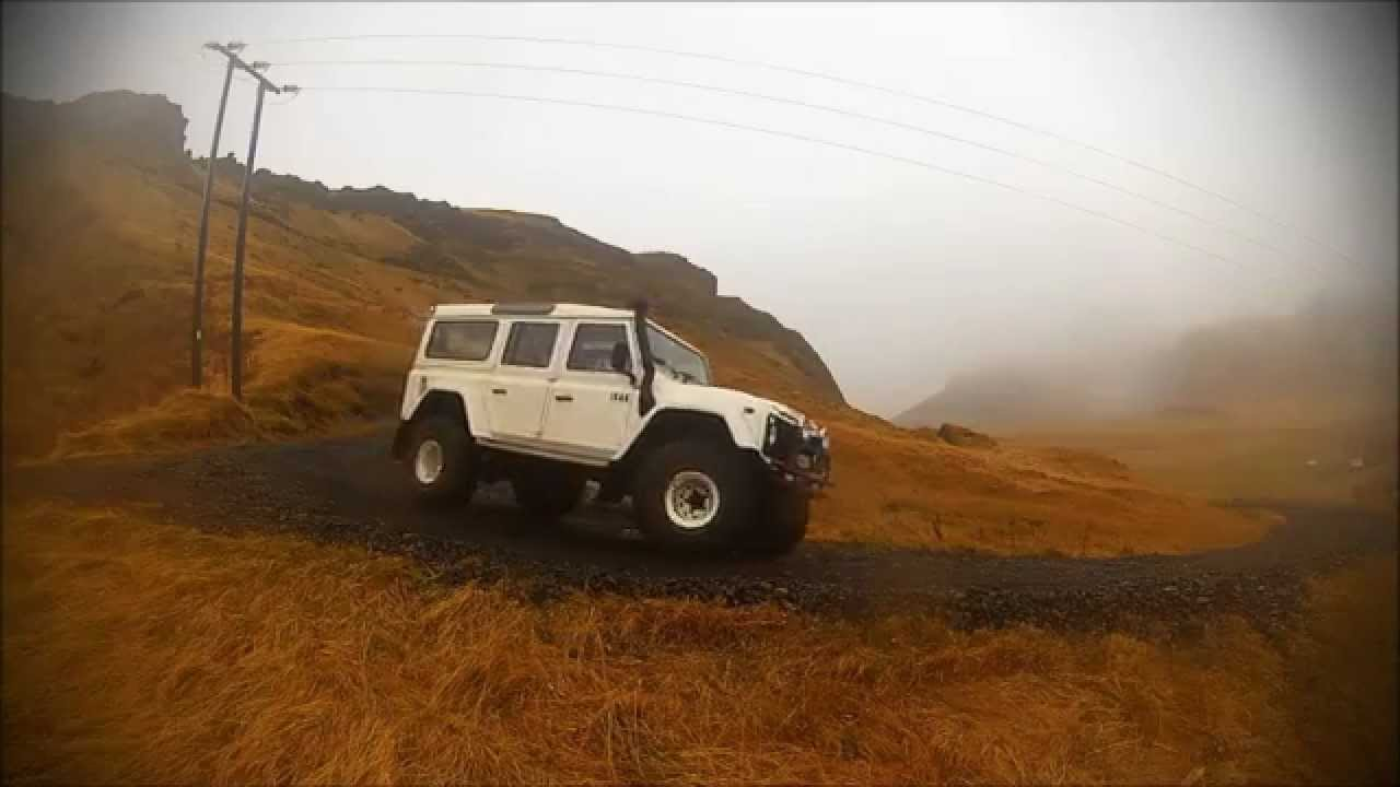 reynisfjall vik in isak 2 land rover defender iceland youtube. Black Bedroom Furniture Sets. Home Design Ideas