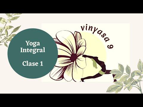 Clase de Yoga Integral N°1