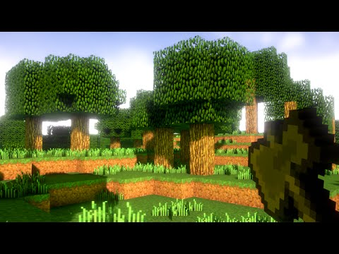 Is This What Minecraft 2 Would Look Like? (Unreal Minecraft)