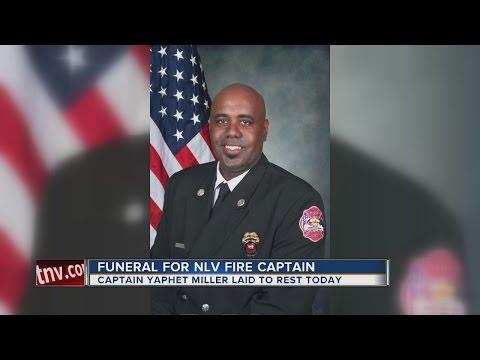 North Las Vegas Fire Captain Dies In Line Of Duty
